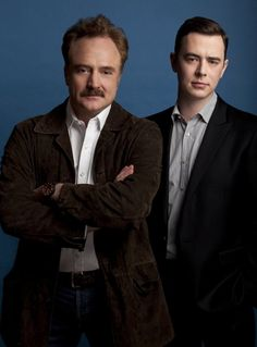 Still of Colin Hanks and Bradley Whitford in The Good Guys