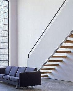 minimal architecture.
