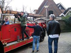 16 maart opnames in het museum voor Omroep Gelderland voor het in het najaar uit te zenden programma Parels en Passie.