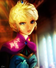 Queen elsa coronation my ligth practise plz enjoy Commission info patreon full size+full color step pixiv twitter facebook-fanpage tumblr