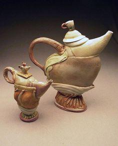 teapots: