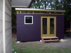 More Than Storage Sheds Used as a Workshop Home Office Art
