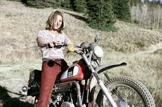 Nick DeWolf was an engineer and photographer who carried multiple cameras with him through most of his life. Here's a collection of vintage motorcycle photographs from his archives.