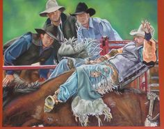 Rodeo Soft Pastel Studio and Gallery Rodeo, Artwork, Artist, Fictional Characters, Work Of Art, Rodeo Life, Fantasy Characters, Amen, Artists