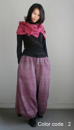 fae05cb23bd Pants Urban cotton pants (136) one size