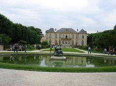 Rodin Museum in Paris.