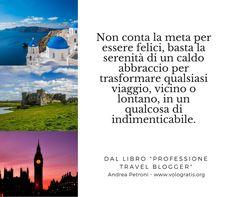 Dal libro Professione Travel Blogger  #libri #viaggi #aforismi #travelblogger