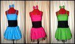 Power-Puff Girls Costumes
