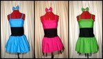 Power-Puff Girls Costumes