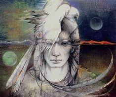 Artodyssey: Susan Seddon Boulet
