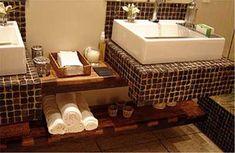 Dicas e Fotos de Decoração de Banheiros com Pastilhas