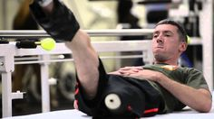 See what brings these wounded Marines together and what keeps them motivated to push through.