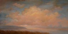 """River Drama"" Jane Bloodgood Abrams - The Harrison Gallery  www.theharrisongallery.com"