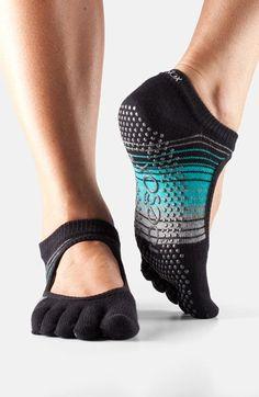 bday, ToeSox 'Bella' Full Toe Gripper Socks available at #Nordstrom