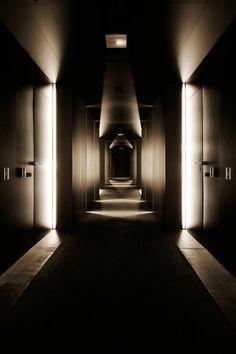Floor three designed by David Chipperfield