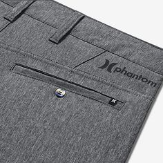 The Hurley Phantom Boardwalk Men's approx.) Walkshorts feature stretchy, lightweight Phantom fabric for a comfortable fit and ease of movement in the water. Men Trousers, Trouser Pants, Denim Pants, Hurley, Boys Jeans, Dress Sewing Patterns, Cotton Pants, Casual Pants, Nike