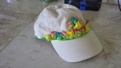 Gorras decoradas, @emolcreaciones