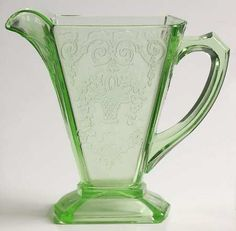 *LORAIN CREAMER ~ Depression Glass