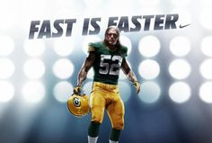 I love that the new Packer Uniforms look traditional.