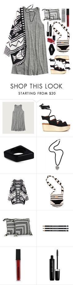 """17.09.16"" by malenafashion27 ❤ liked on Polyvore featuring Abercrombie & Fitch, See by Chloé, Marni, NOVICA, Billabong, Beauty Secrets, Smashbox and Marc Jacobs"