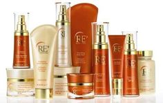 I love my daily Arbonne regime, the Arbonne RE9 line is amazing and great for my skin