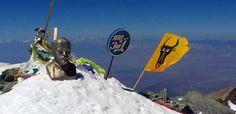 """Kommt mit zum Pik Lenin 7.134 m vom 25.07. - 18.08.2015  Der Pik Lenin, ursprünglich als Pik Kaufmann oder Kaufmann- Spitze bekannt, ist der höchste Berg der Trans-Alai-Kette im nördlichen Teil des zentralasiatischen Pamir. Als einer der höchsten Berge der ehemaligen Sowjetunion zählt er zu den fünf prestigeträchtigen Gipfeln der """"Schneeleoparden- Trophäe"""".  Infos & buchen:   http://www.amical-alpin.com/expeditionen/kirgisistan-pik-lenin/"""
