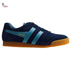 Gola Harrier Hommes Baskets Navy Blue - 42 EU - Chaussures gola (*Partner-