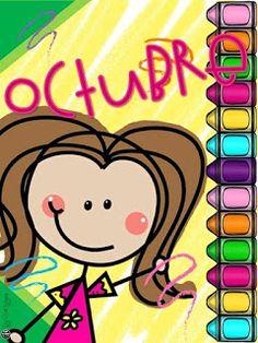 School Clipart, Bilingual Education, New Class, Melting Crayons, Teachers' Day, Binder Covers, Cardcaptor Sakura, Classroom Themes, Special Education