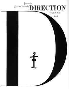 Direction Magazine 15 - Paul Rand