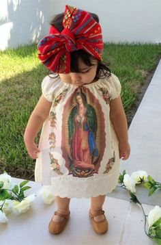 Mexican Headband for Girls and Babies