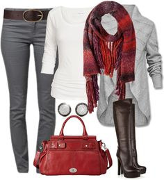 "#""Scarf"" by wishlist123 ? liked on Polyvore  Casual Outfit #2dayslook #CasualOutfit  #nice #fashion  www.2dayslook.com"