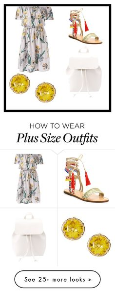 """summer"" by zdidkovskaya on Polyvore featuring Schutz and Charlotte Russe Plus Size Outfits, Charlotte Russe, Plus Size Fashion, Diva, Summer Outfits, Shape, Apple, Shoe Bag, My Style"