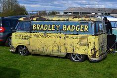 The Bradley Bus VW Panel Van