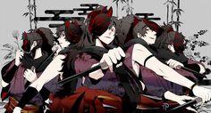Tags: Anime, Fanart, Pixiv, Rakudai Ninja Rantarou, Kukuchi Heisuke