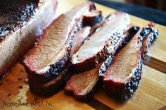 Herb and Chili Smoked Brisket Recipe  Here is another brisket recipe for you to try. This recipe has a fantastic dry mustard rub that gives a wonderful flavor to almost anything, including, brisket, lamb, or pork.