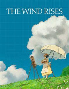 Los carteles de las películas de Miyazaki se convierten en los mejores GIF | The Creators Project