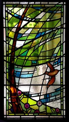 contemporary stained glass Stirling | Flickr - Photo Sharing!