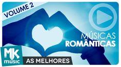 AS MELHORES MÚSICAS ROMÂNTICAS VOL. 2 - GOSPEL EVANGÉLICAS ❤ ATUALIZADA ...