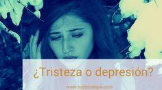 ¿Tristeza o depresión? Conoce las diferencias