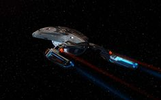 Impossibility Engineering - This is the Pathfinder-class starship I designed...