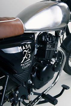 """:: MASH 75 """"Mashette"""" custom"""