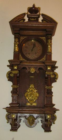Lenzkirch Balcony Freeswinger at antique-clock.com