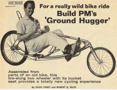 The Left-handed Cyclist: The Return of the Recumbent Bicycle New Bicycle, Bicycle Parts, Quad, Electric Trike, Recumbent Bicycle, Cargo Bike, Boat Stuff, Old Bikes, Bike Style