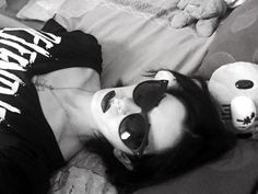 All work and no sleep makes me a dull goth Hipster Glasses, Goth, Sleep, How To Make, Gothic, Goth Subculture