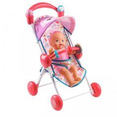 Little Mommy On the Go Stroller