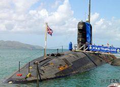H.M.S Trafalgar (S107)