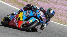 Álex Márquez, piloto de Moto2.