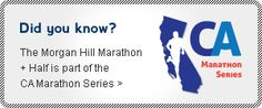 Morgan Hill Half Marathon 2012