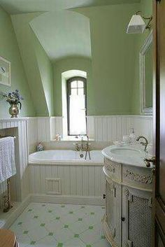 Not just any bathroom. Celebrate quirks.