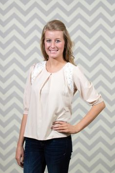 Shop Twenty Something - Love & Lace Blouse in Pink, $32 http://www.shoptwentysomething.com/lace-love-blouse-in-pink/